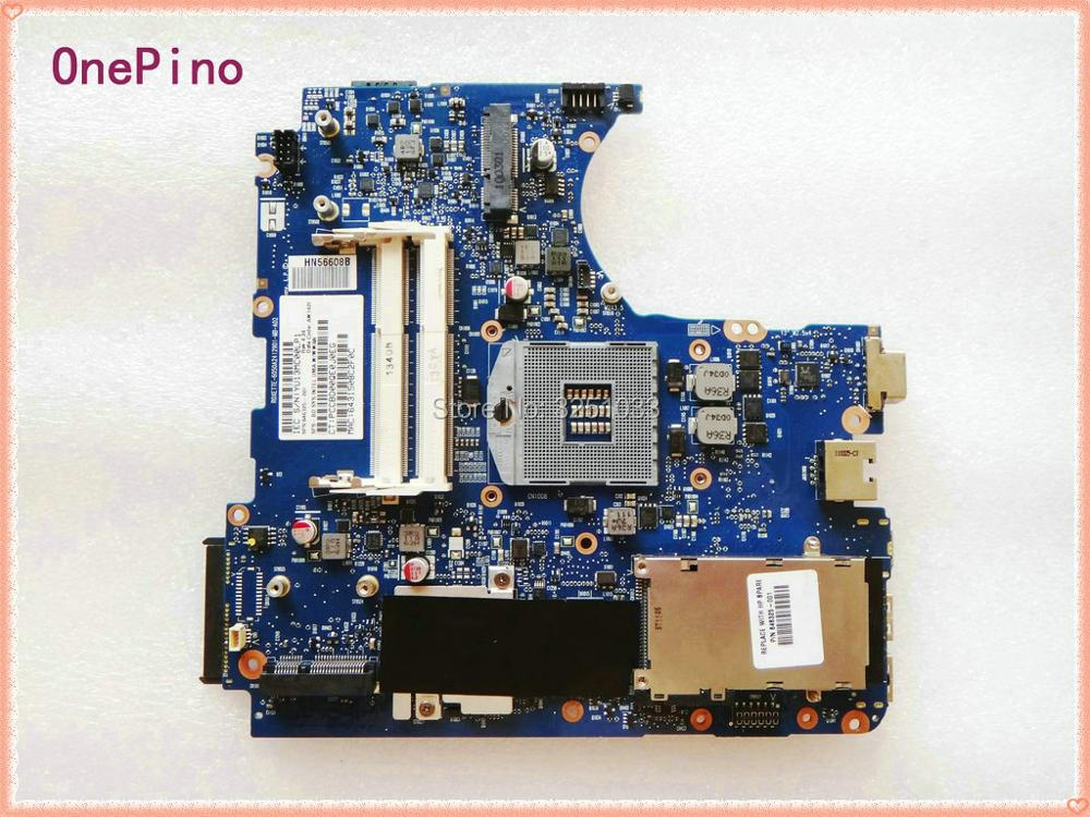 for HP ProBook 4330s Notebook 4430s Notebook 646325-001 Laptop motherboard DDR3 100% Fully Tested free shipping notebook motherboard system board 641733 001 for hp probook 6360b series working perfect tested