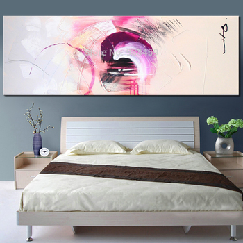 Huge Home Decor Picture 100% Hand Painted Modern Abstract Oil Painting Canvas Art for Home Christmas Decorative Canvas Paintings