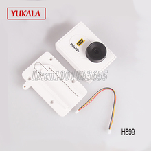 HuanQi remote control aircraft parts 720p real-time aerial camera component HD W