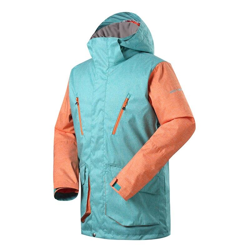 2018 New Ski Jacket Men Waterproof Winter Snow Jacket Thermal Coat For  Outdoor Mountain Skiing Snowboard 5ffda5b65