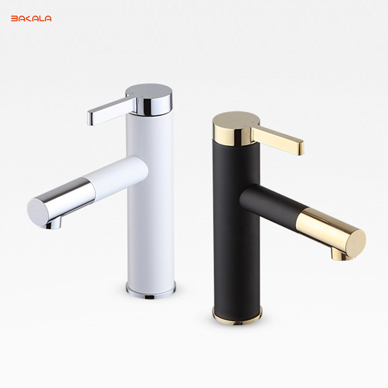 BAKALA Bathroom Basin Faucets Modern Europe Basin Mixer Faucets WC Bathroom Product Water Tap Hot and Clod Water F0069 pastoralism and agriculture pennar basin india