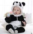 2016 новые ребенка ползунки хлопка младенца комбинезоны восхождение одежды младенца мультфильм Ползунки может Aishidiqi