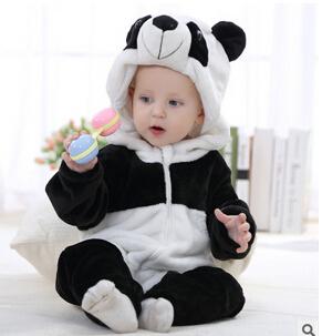 2016 novo bebê romper do bebê de algodão macacão de bebê escalada roupas Romper bebê dos desenhos animados pode Aishidiqi