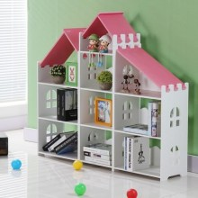 Детская мебель для шкафа детский пластиковый деревянный шкаф для хранения organizador juguetes infantil armarios de plastico детская книжная полка