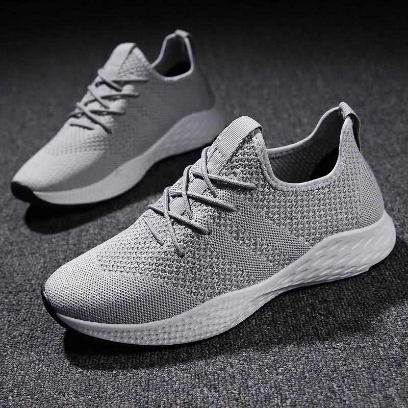 8b40fd482a Bomlight 2019 Men's Vulcanize Shoes Walking Shoes Man Sneakers Shoes Men  Red Trainers Male Sneakers Tenis Masculino Adulto 39-48