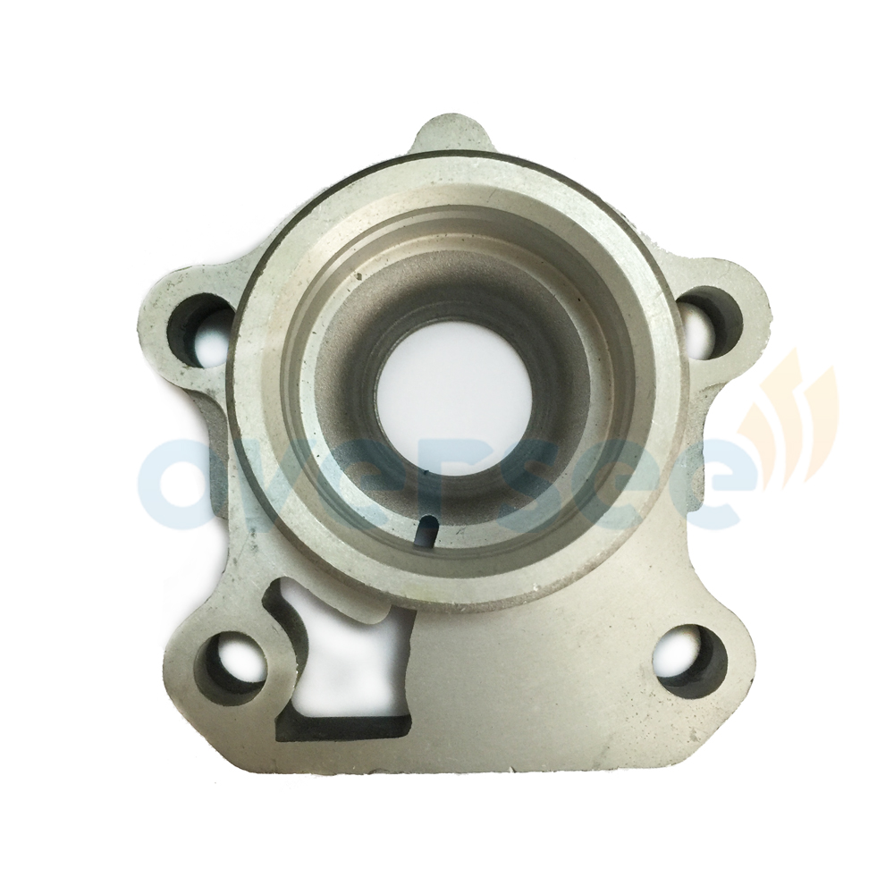 6D8-WS443-00-00(688-44341-00-94) Water Pump Housing For Yamaha 75HP 85HP 90HP Outboard Engine Boat Motor aftermarket Parts