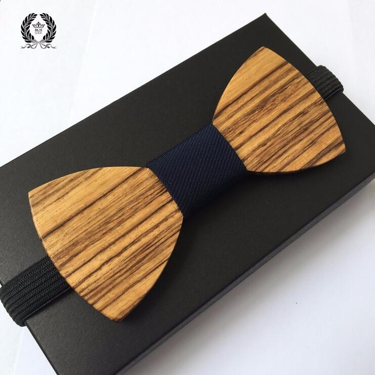 halloween Wood Bow Tie High Quality Fashion Novelty Korean Version Men and Women Bow Tie Apparel Accessories gravatas