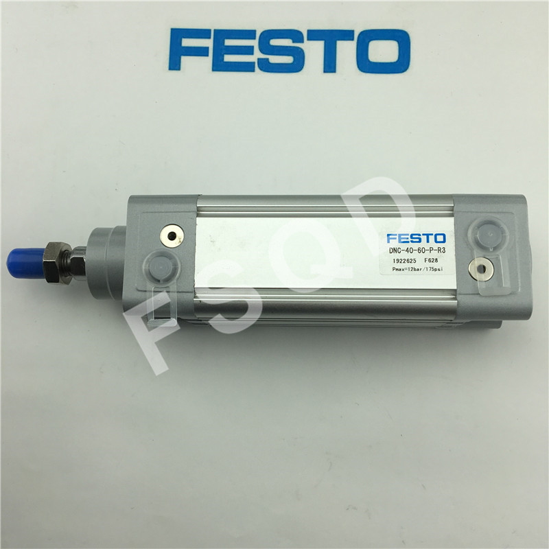 DNC-40-60-P-R3  FESTO Standard cylinder air cylinder pneumatic component air tools DNC seriesDNC-40-60-P-R3  FESTO Standard cylinder air cylinder pneumatic component air tools DNC series