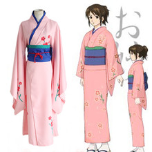 Shimura Tae kimono cosplay costumes Gintama coplay