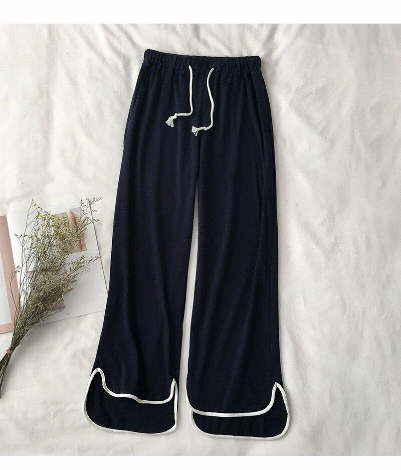 Image 4 - New 100% Cotton Long Sleeved Ladies Pajamas Set Pyjamas for Women Pijama Mujer Cartoon Dog Print Sleepwear Homewear NightgownPajama Sets   -