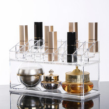 Nail Storage Box Nail Brush Accessories Nail Oil Rubber Cosmetics Jewelry With Cover Transparent Storage Box Acrylic