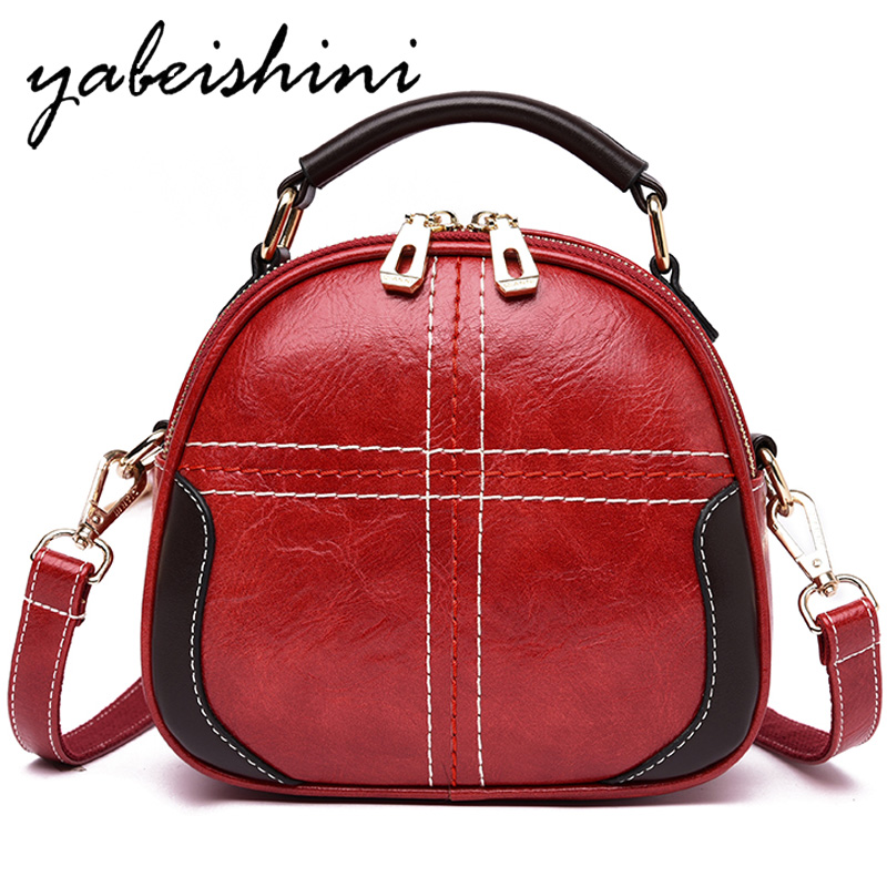 The New Womens mini leather backpack Sac a Dos Multifunctional Womens travel backpack Female student bags Fashion shoulder bagThe New Womens mini leather backpack Sac a Dos Multifunctional Womens travel backpack Female student bags Fashion shoulder bag