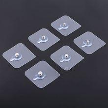 2шт бесшовный самоклеющийся держатель для ногтей, настенная вешалка, подвесной комплект для фоторамки, картины, часы-постер, не сверлящий