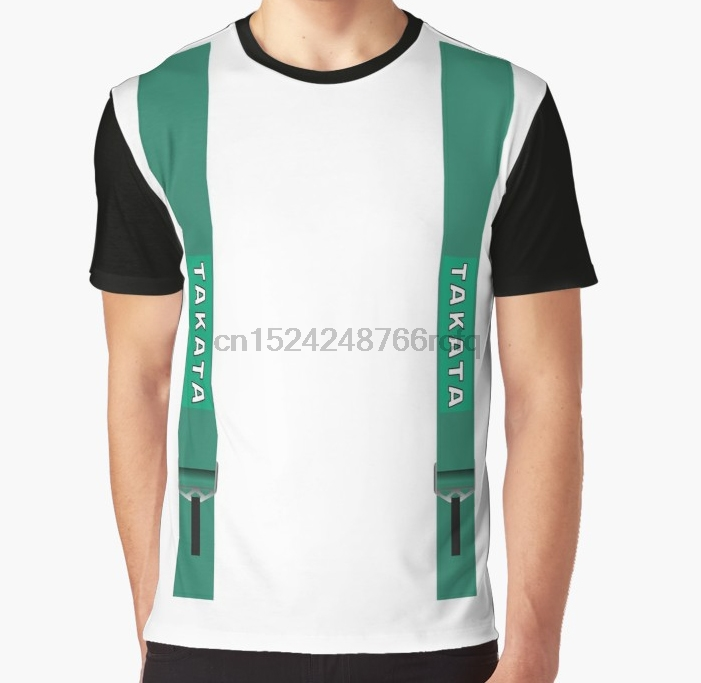 All Over Print 3D Women T Shirt Men Funny Tshirt TAKATA Harness Graphic T-Shirt