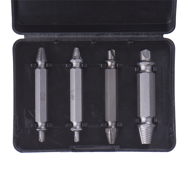 4pcs/Set Screw Extractor