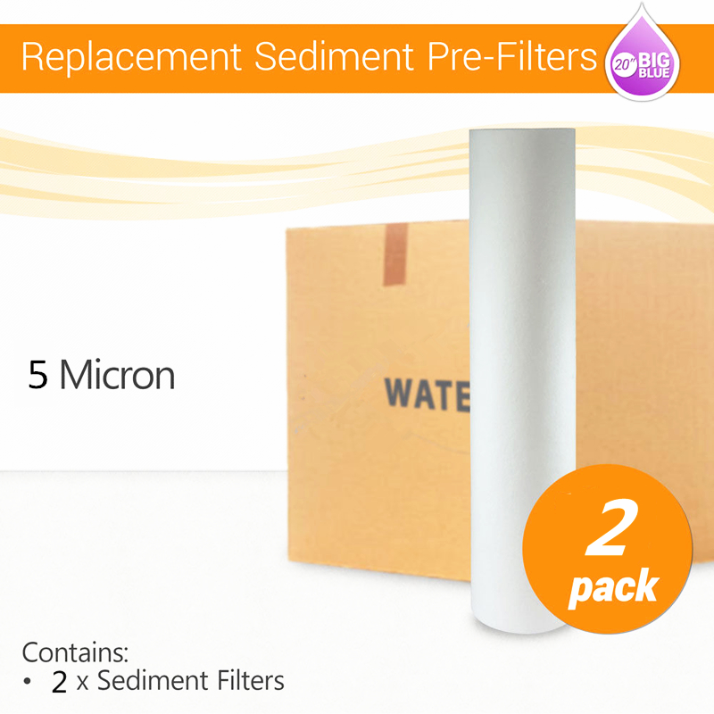 цена на PP Sediment Filter 5 Micron 20