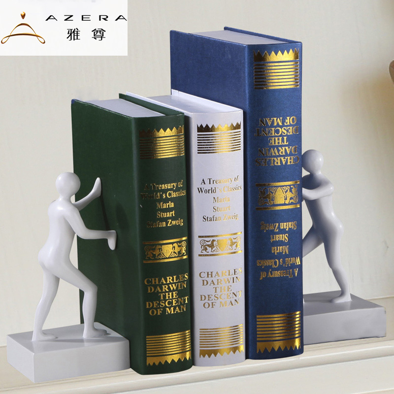 Stand up comic book library office file yazun business gifts are Home Furnishing decoration decoration in Figurines Miniatures from Home Garden