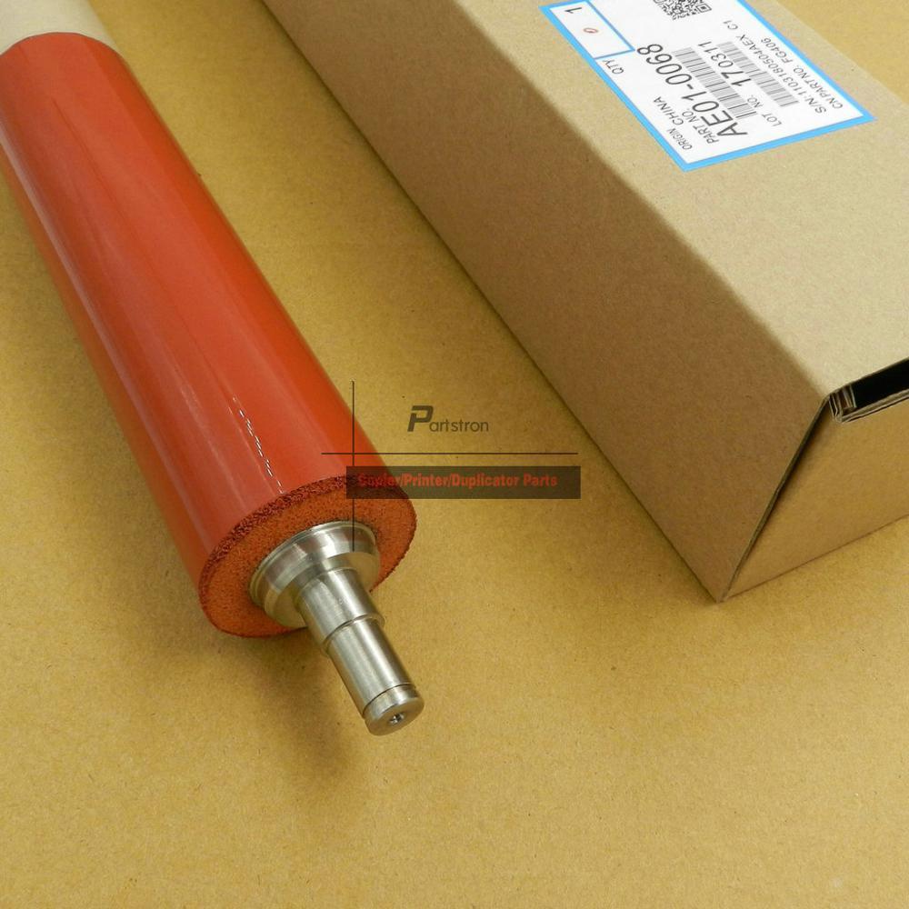 Partstron  Fuser Heat Roller AE01-0068 (AE010068) For Ricoh MPC4000 MPC5000 Copier Parts 1set mpc4000 developer for ricoh mp c2800 c3300 c4000 c5000 mpc2800 mpc3300 mpc5000 copier parts