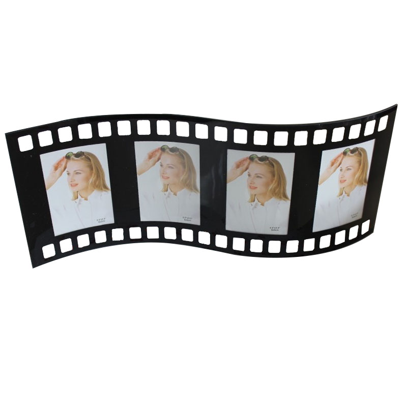 long streamlined film frame the art creative picture frames lovers gifts o1522 b215 4