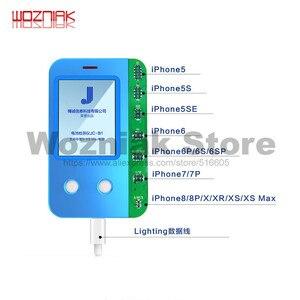 Image 3 - Caja de pruebas de batería WOZNIAK JC B1 para iPhone 5S, 6, 7, 8 X XS, condición máxima de batería, control y pruebas de rendimiento y capacidad de vida útil