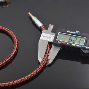 Image 4 - MonsterProlink ستاندرد 100 ستيريو 3.5 مللي متر إلى 2RCA الصوت Y كابل الأحمر ل MP3 CD DVD TV PC السمعية كابل شحن مجاني