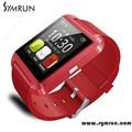 Symrun U8 Bluetooth Smart Watch  Sync Smartwatch Health Wristwatch with original Box for Samsung Android pk dz09 Smart Watch U8