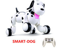 2 4G Wireless Remote Control Smart Dog Electronic Pet Educational Children S Toy Intelligent Walking Dancing