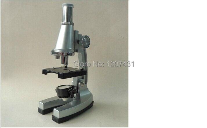 Zoom beleuchtete spielzeug mikroskop mit reflektierenden