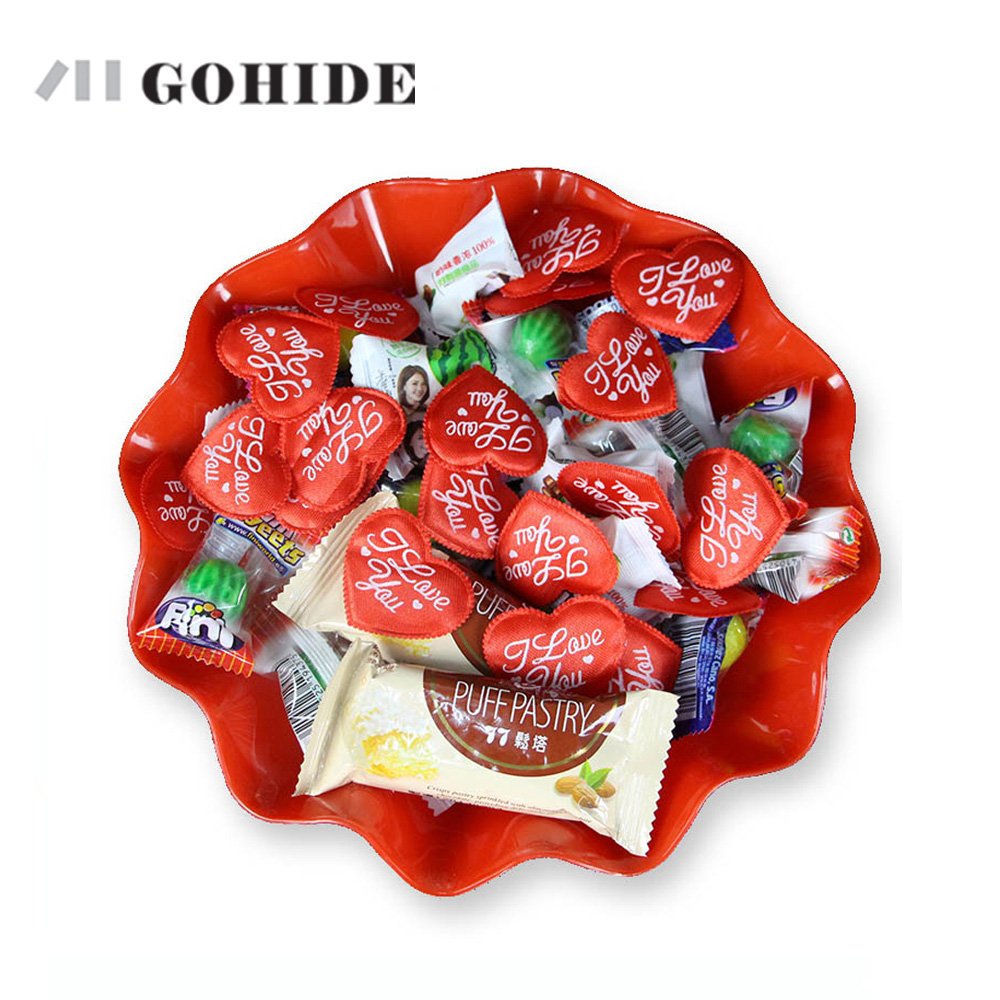 Festive & Party Supplies Analytical Guh 50pcs/lot Wedding Supplies Flowers Marriage Decorations Hand Throwing Flowers Simulation Petals Love Bed Spread Heart Shape Cleaning The Oral Cavity. Home & Garden