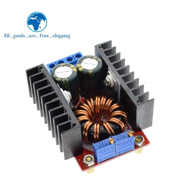 dc dc cc cv buck boost converter 9 35 to 1 35v 80w buck booster dc rh aliexpress com