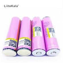 Liitokala para Samsung Icr18650-26fm 3.7 V Bateria Recarregável 18650 2600 Mah Protegido