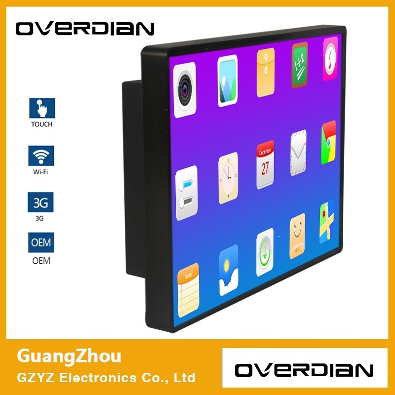 Tablet PC 8.4/8inch All In One Industrial Computer Android System Built in WiFi ResistanceTouch Screen Industrial Computer plastic shell desktop android computer 15 6 inch 1920 1080 resolution wall mount android all in one pc