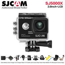 Original SJCAM SJ5000X Elite Gyro Sport Action Camera WiFi 4K 24fps 30fps 30M Waterproof SJ CAM