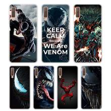 Silicone Phone Case The music video for venom Printing Samsung Galaxy A8S A9 A8 Star A7 A6 A5 A3 Plus 2018 2017 2016 Cover