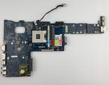 for Toshiba Satellite M640 M645 K000104150 NBQAA LA-6071P REV:1.0 Laptop Motherboard Mainboard Tested for toshiba a660 a665 laptop motherboard k000104400 nwqaa la 6062p motherboard 100% tested
