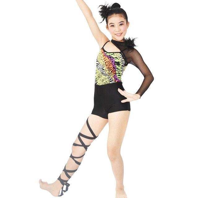 dca11fac0 MiDee Acrobat Dance Costume Jazz Dance Wear Hip Hop Jazz Gymnastic ...