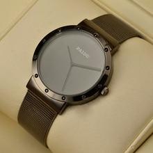 Paidu Мода Роскошные наручные часы Для мужчин Для женщин часы Полный Сталь Для мужчин смотреть Для женщин часы reloj mujer reloj hombre relogio