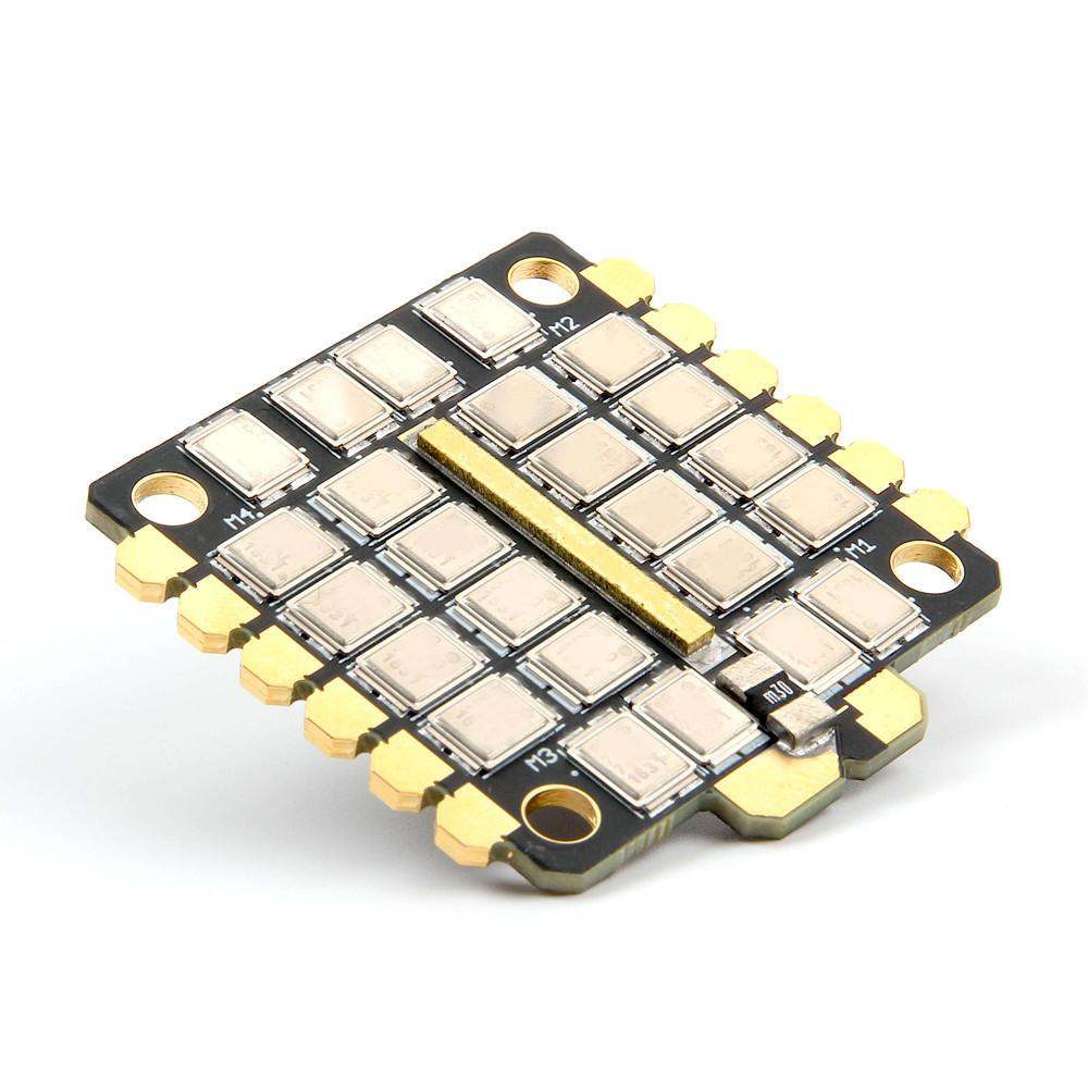 Holybro Tekko32F3 Metal 65A BLheli_32 4-6S 4in1 ESC DShot1200 w/ F3 MCU & Current Sensor for RC Drone FPV Racing