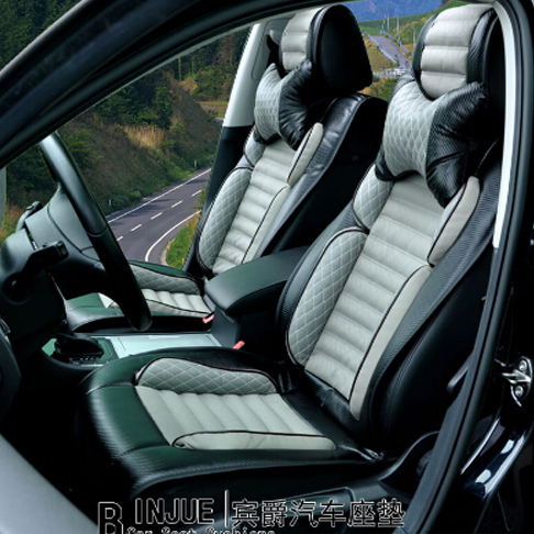 3D Carbon Fiber Leather Car Seat Cover Cushion For BMW 1 3 5 7 428i 520i  530i 640i X1 X3 X4 X5 X6 M3 Mini Z4 In Automobiles Seat Covers From  Automobiles ...