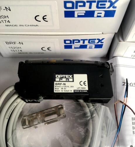 FREE SHIPPING New and original BRF N fiber amplifier sensor
