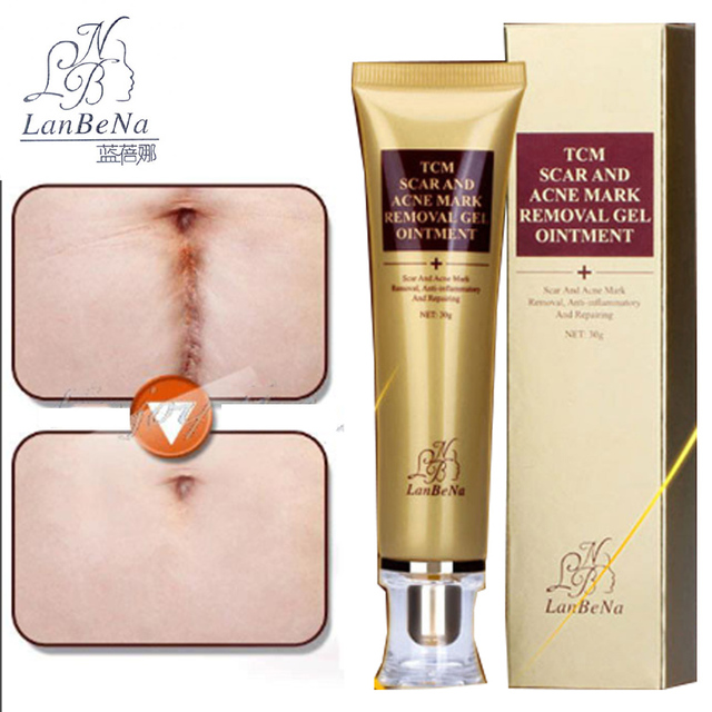 US $11 45 |LANBENA Ginseng Essence Acne Scar Removal Cream Face Care Skin  Care Treatment Whitening Acne Pigmentation Corrector Free Ship-in Underwear