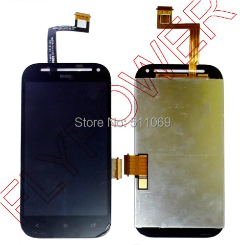 For HTC Desire SV T326e LCD Screen Display With Touch Screen Digitizer Assembly By Free Shipping; Black; 100% warranty; 100% new