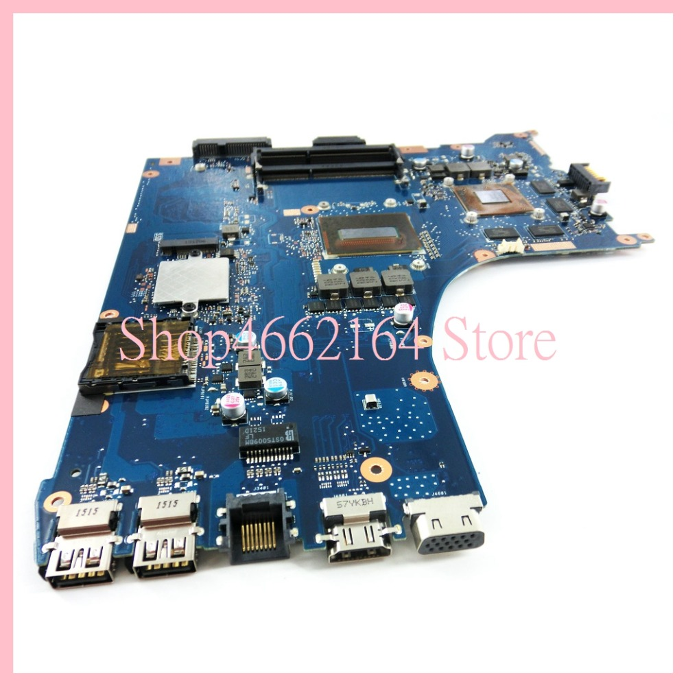 Image 5 - GL552JX I7 4720HQ CPU GTX950M motherboard REV2.0 For ASUS GL552J ZX50J  ZX50JX FX PLUS GL552 GL552JX Laptop mainboard Tested OK-in Computer Cables & Connectors from Computer & Office
