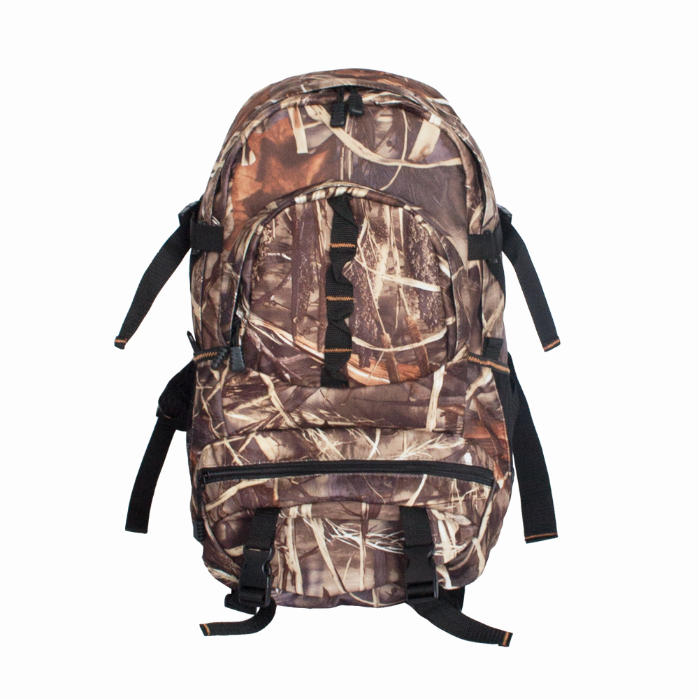 2018 New Tactical Flannel Camo Day Pack Reed Camouflage Molle Outdoor Bags Hunting Backpack for Hiking