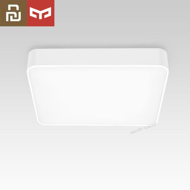 Xiao mi Youpin Yeelight Controle Inteligente LED Praça Teto Luz Mais mi Casa 50 Controle APP para o Quarto Sala de estar * 50 centímetros Luz