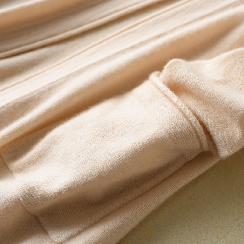 Femelle Open De gris Femmes Cachemire Vestes V noir Cardigans Pur Tricots Chandail Femme Vêtements Beige Long kaki Ladies À Col Point Tricoter Cavaliers 100 En FggnXfT