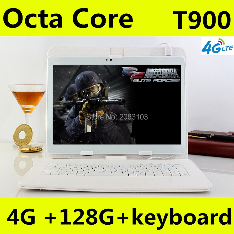 DHL Shipping BOBARRY Android 7.0 10.1 inch T900 Tablet pc 10 Core 4GB RAM 128GB ROM 1920x1200 IPS 4G LTE Gift tabletter mini pc intel core i7 4790s 4gb ram 128gb ssd 4 core 4ghz htpc dhl free shipping mini computer 3d game pc tv box usb3 0