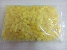 250 g/bolsa materiales de laboratorio Dental partículas de cera amarilla, cera de inmersión, cera de goteo nuevo
