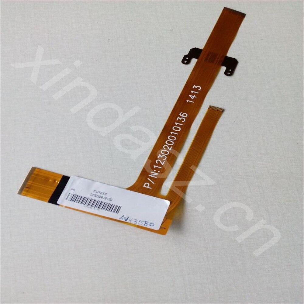 10pcs lot Flat Cable Dvd Avh 3550 3580 dvd PN 123020010136 1413