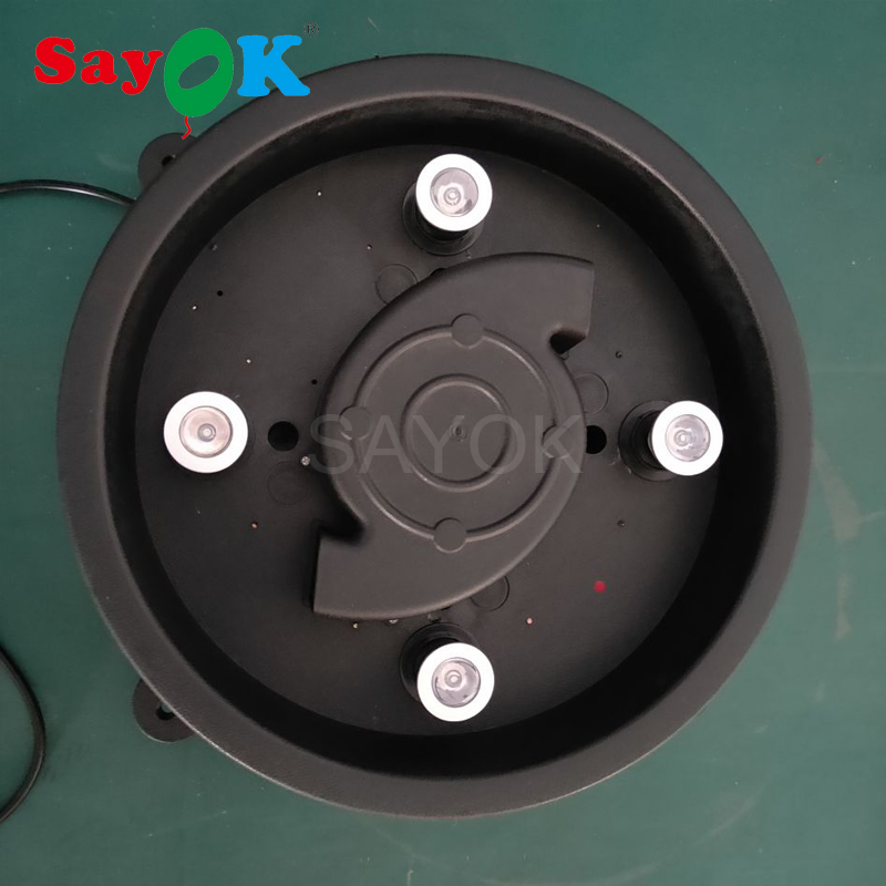 CE UL Air Blower with LED Lights for Inflatable Ground Lighting